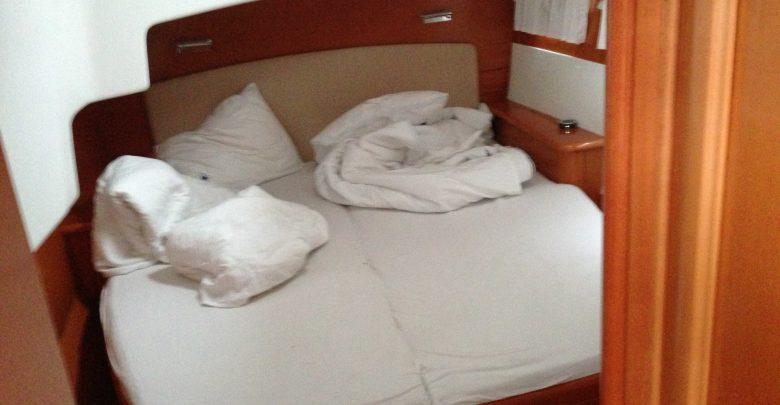 Camarote para dormir muy cómodos