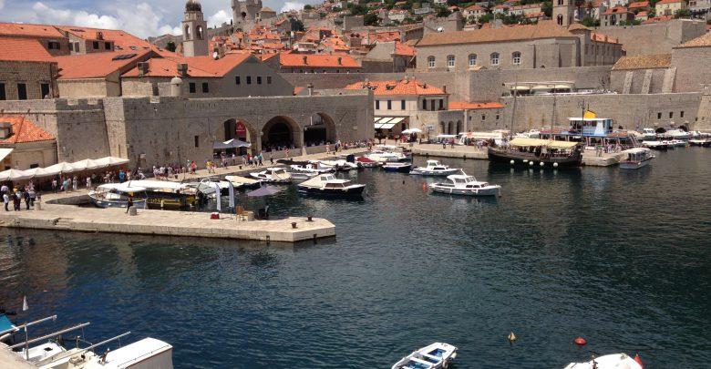 Divina la ciudad de Dubrovnik
