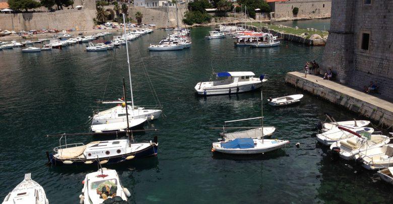 Fondear en Dubrovnik es muy cómodo