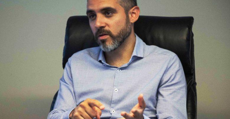 El director ejecutivo de ARBA, Cristian Girard