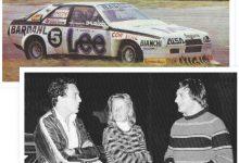 Juan María Traverso y su mítica Renault Fuego