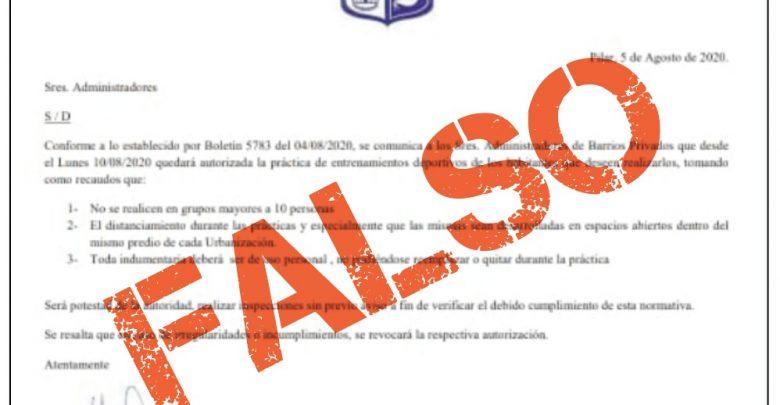 Documento falso