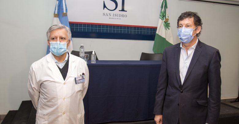 Lopez Rosetti y GP, servicio de contencion a pacientes COVID