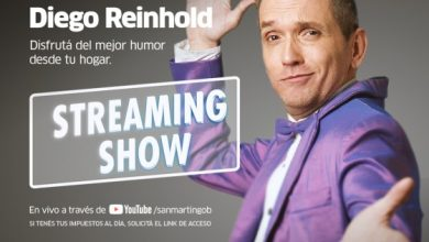 Streaming Show