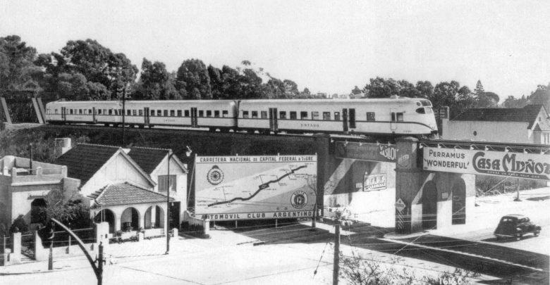 Aquellos trenes en blanco y negro