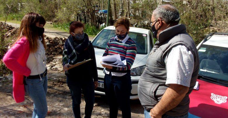 Operativos de inspección para la preservación ambiental