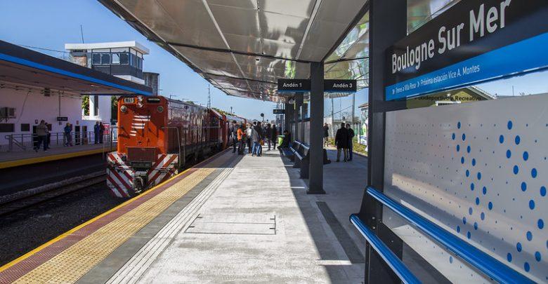 Nueva estación de Boulogne