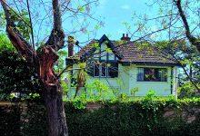 La casa familiar de los Rojas Silveyra en Beccar