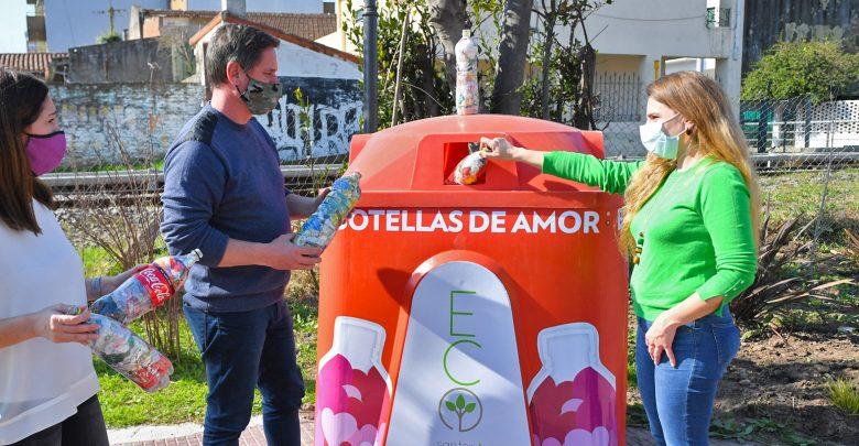 Record botellas de amor San Fernando