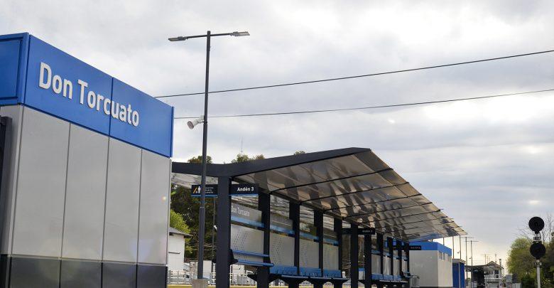 Se inauguró la nueva estación Don Torcuato del ferrocarril Belgrano Norte
