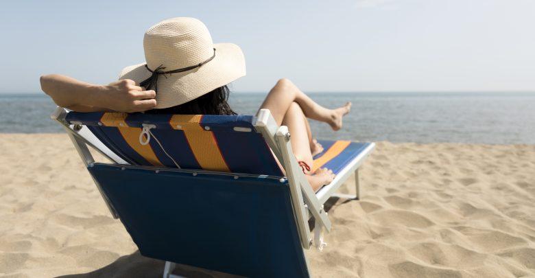 Playa y verano en la costa atlántica
