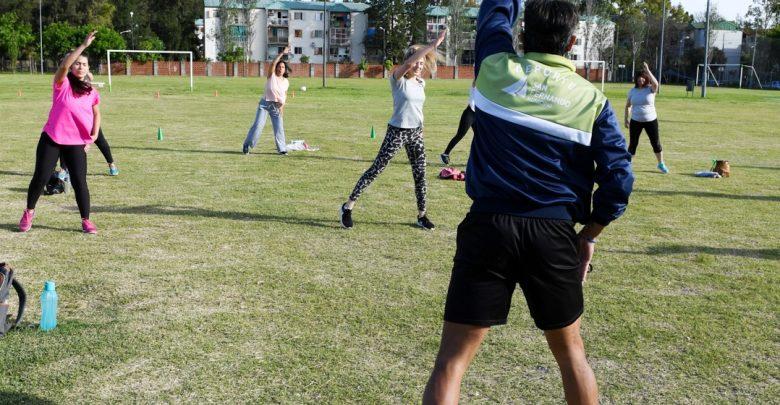Retomaron las actividades en los Polideportivos