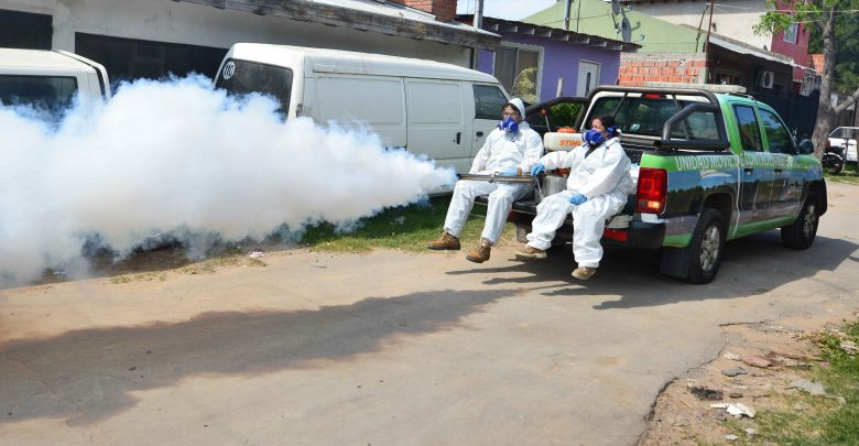 San Fernando lanzó la campaña de prevención contra el Dengue 2020-2021
