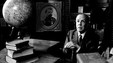 Borges, inédito