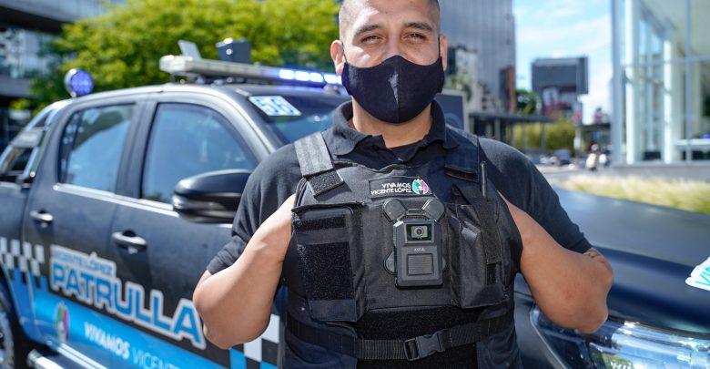 Cámaras Policía Vte. López