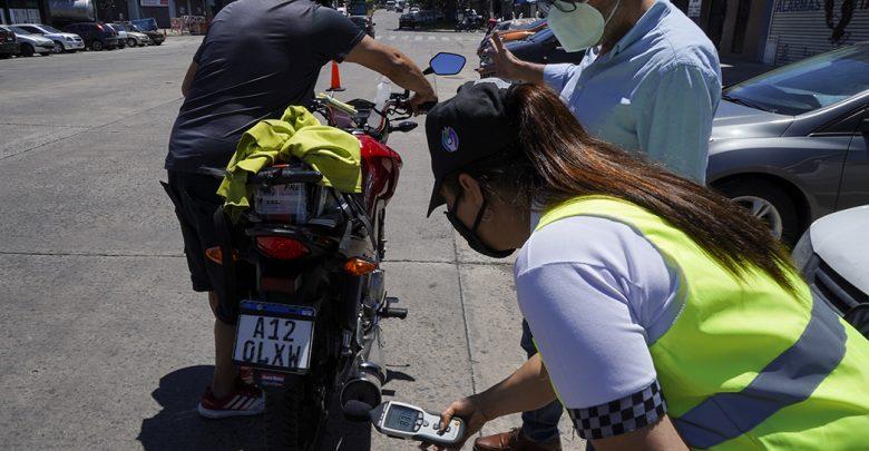 Control de motos