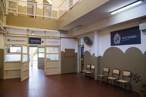 Escuela Malvinas Argentinas.