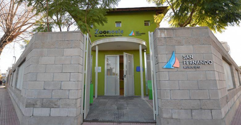 Centro de zoonosis San Fernando