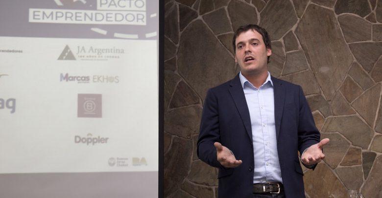 Andrés Porcel, a cargo del curso y coordinador del Centro Entrepreneuship UdeSA