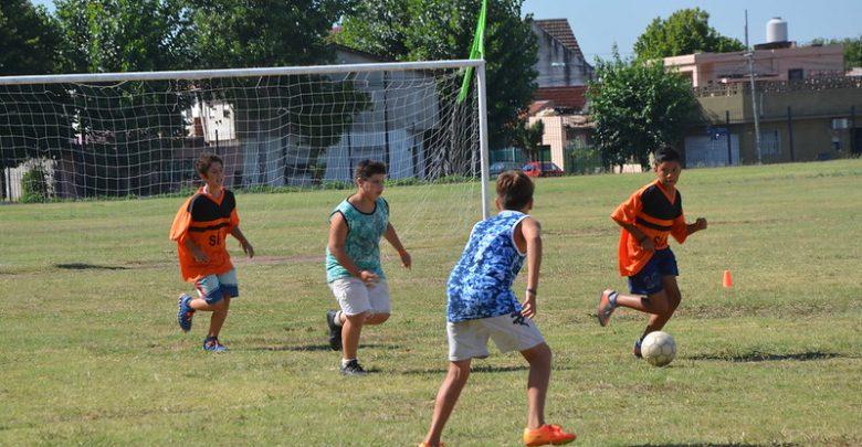 Vuelve el fútbol a San Isidro