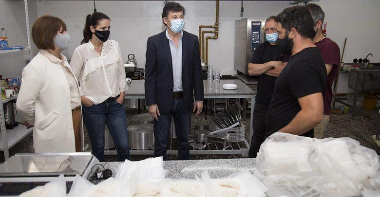 Recorrida fábrica de pastas