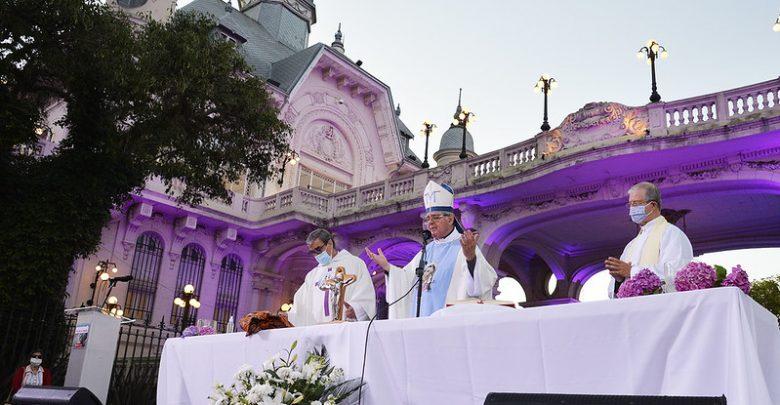 71° aniversario de la celebración del Día de la Inmaculada Concepción