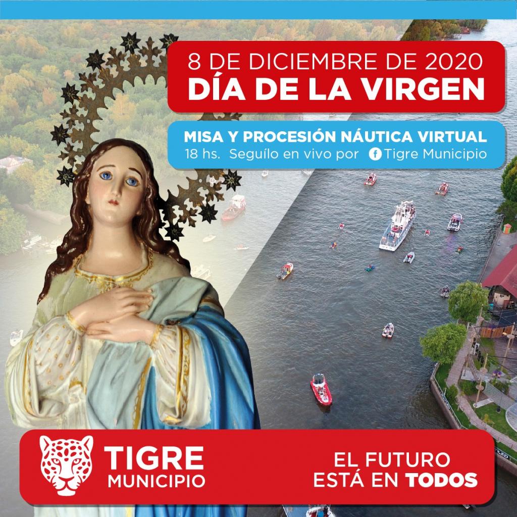 Día de la Virgen