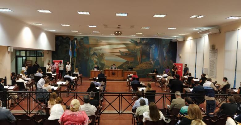 Honorable Consejo Deliberante de Tigre