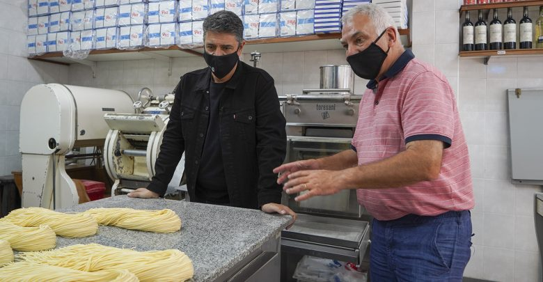 "Fábrica de Pastas ""Paz"""