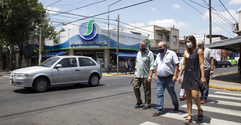 Calla Paraná Peatonal
