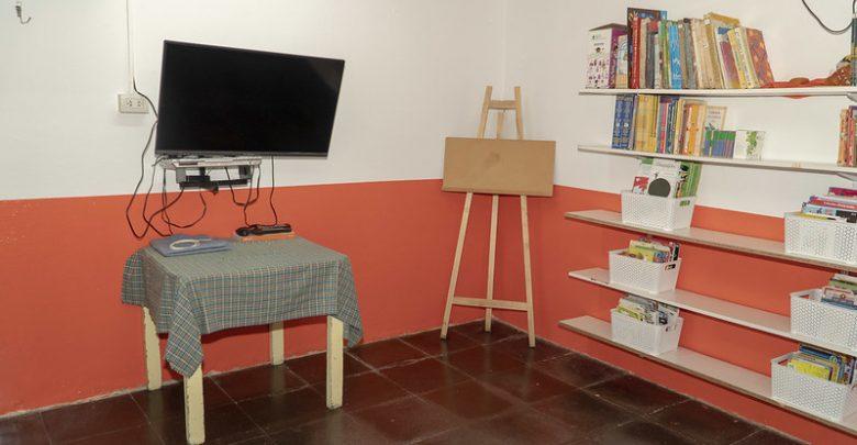 Obras en escuelas de San Isidro