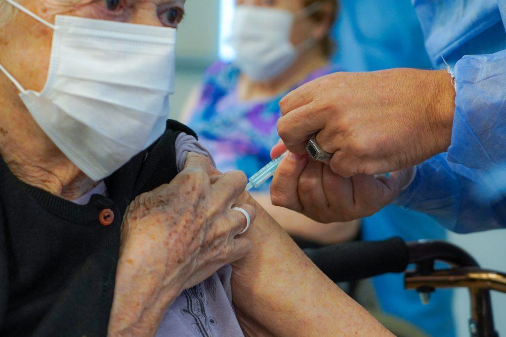 Vacunación en Vicente López