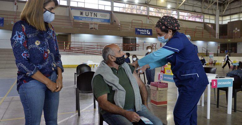 Vacunación en Tigre