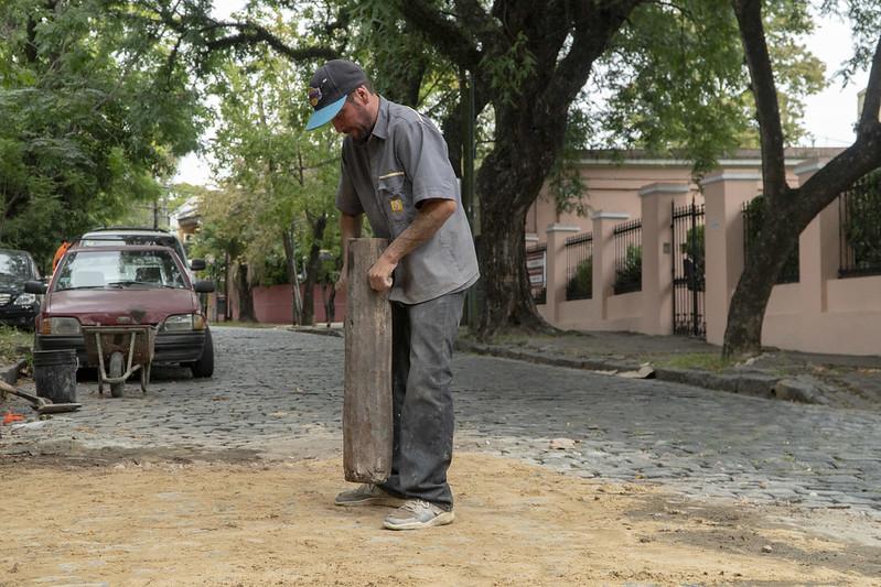 Puesta en valor del Casco histórico