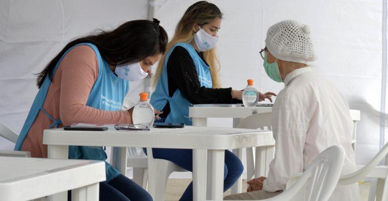 Nuevo punto de vacunación en Benavídez Norte