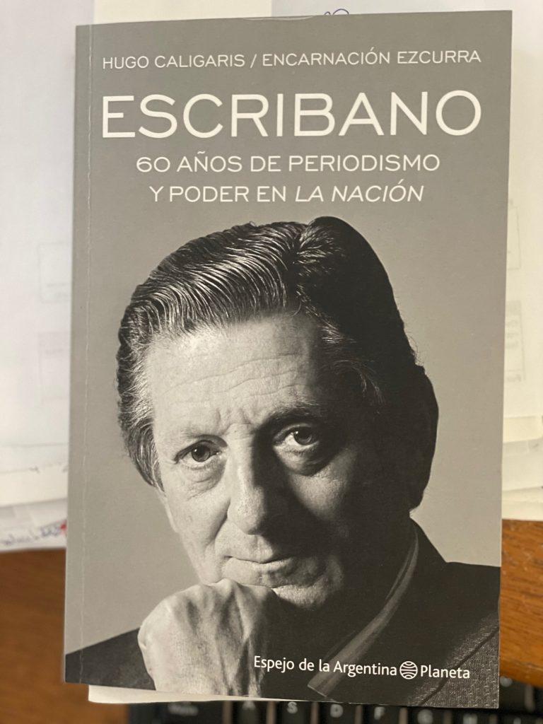 Escribano: 60 años de periodismo y poder en La Nación