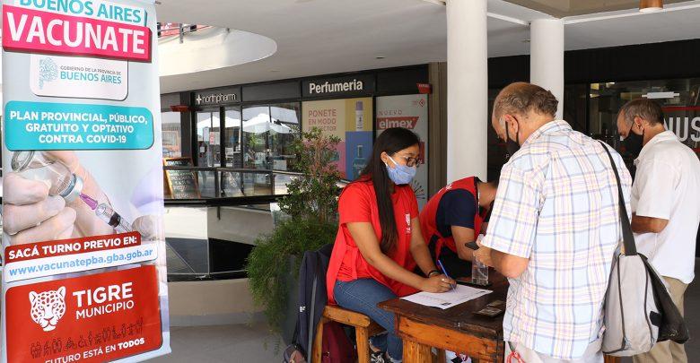Campaña Provincial Buenos Aires Vacunate