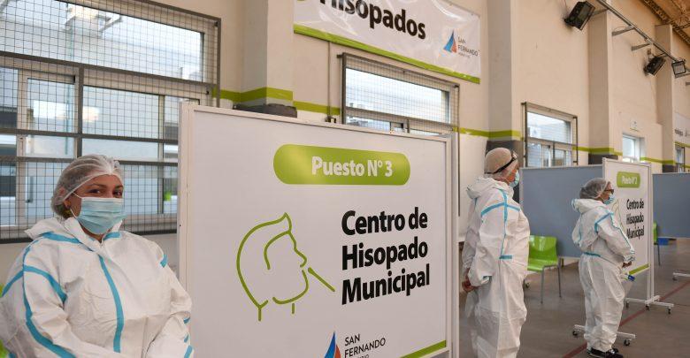 Centro de Hisopado Municipal