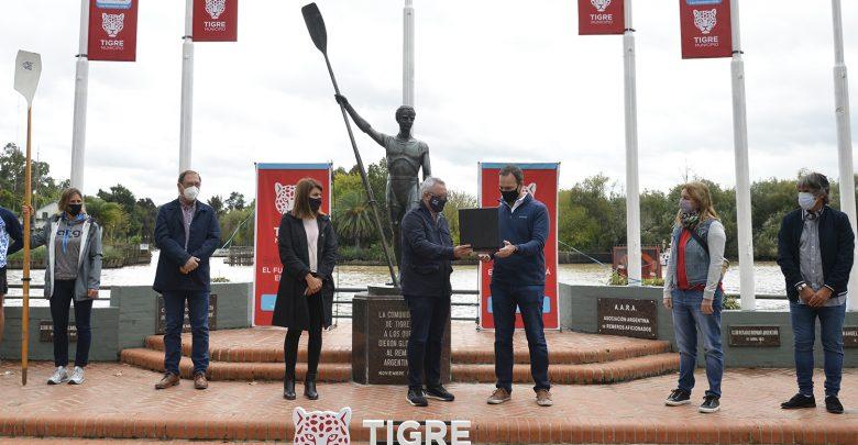 El Municipio de Tigre conmemoró el Día Nacional del Remero