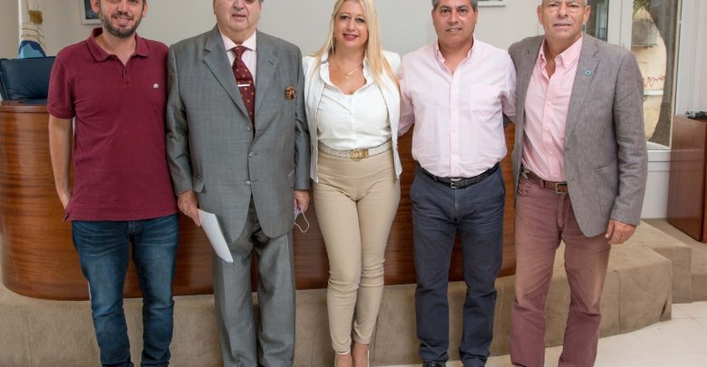 Matias Majerski, Carlos M. Ipuche,Paula L.Mendez, Fernando Pozzi y Santiago Serantes