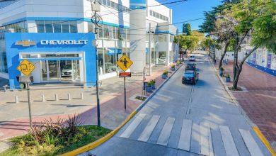 Obras de renovación integral de la Avenida del Libertador