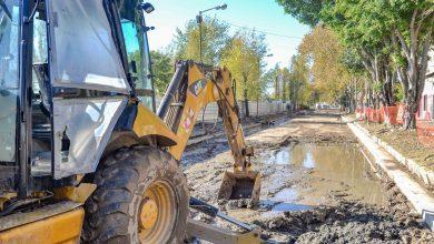 Renovación de la zona de Canal