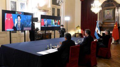 Videoconferencia con China