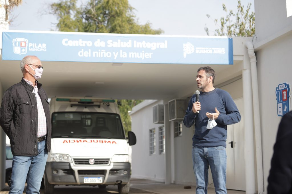 Centro de salud Monterrey