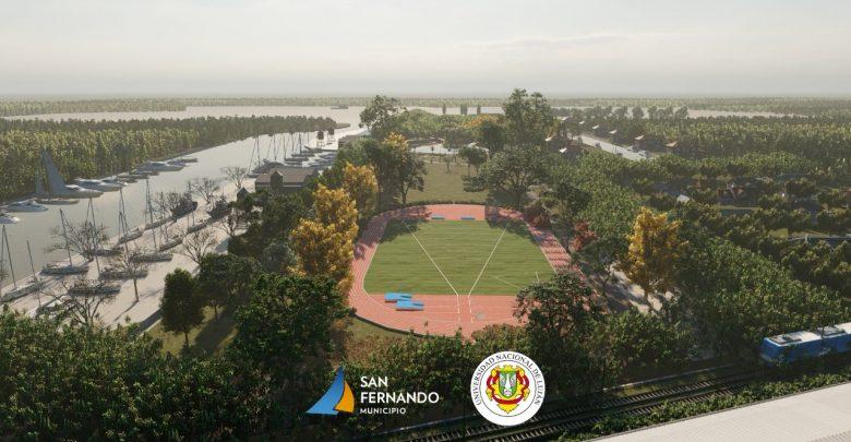 San Fernando y UNLu