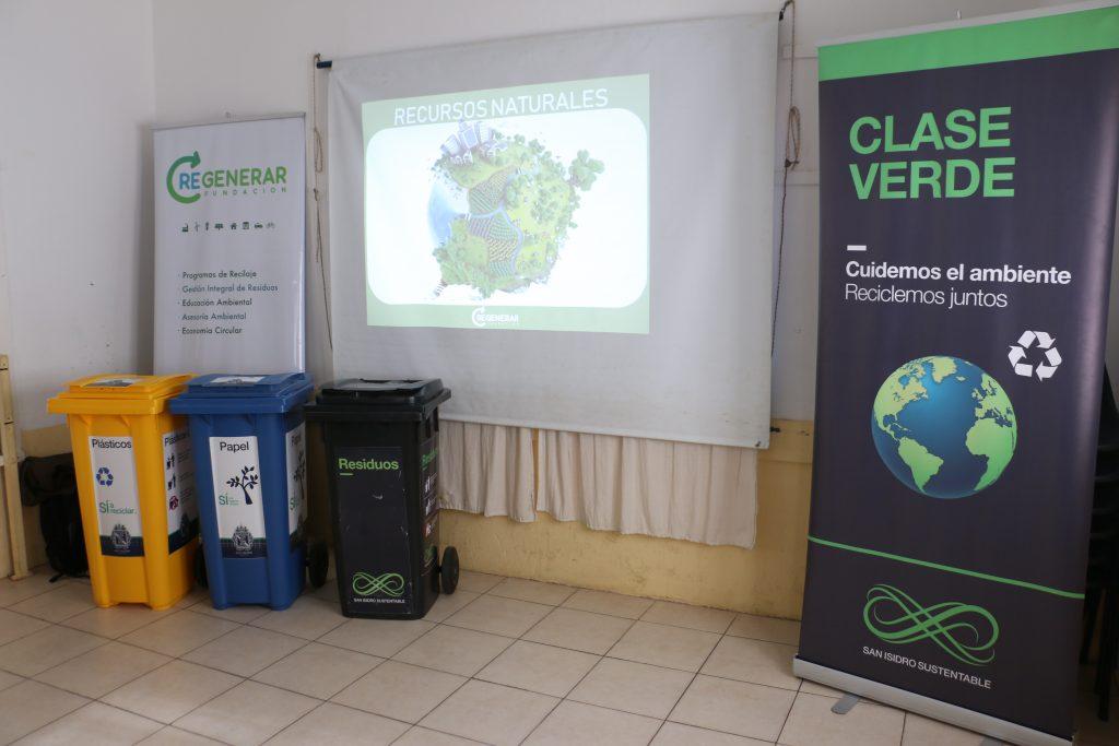 "Programa municipal ""Clase Verde"""