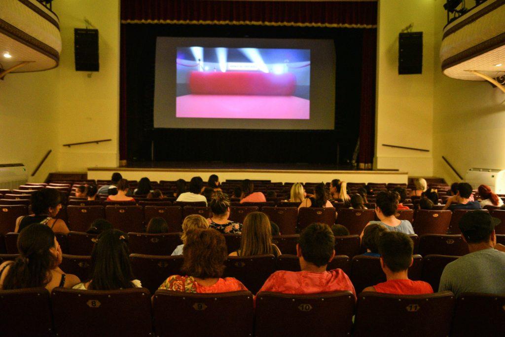 Teatro Seminari Cine Italia