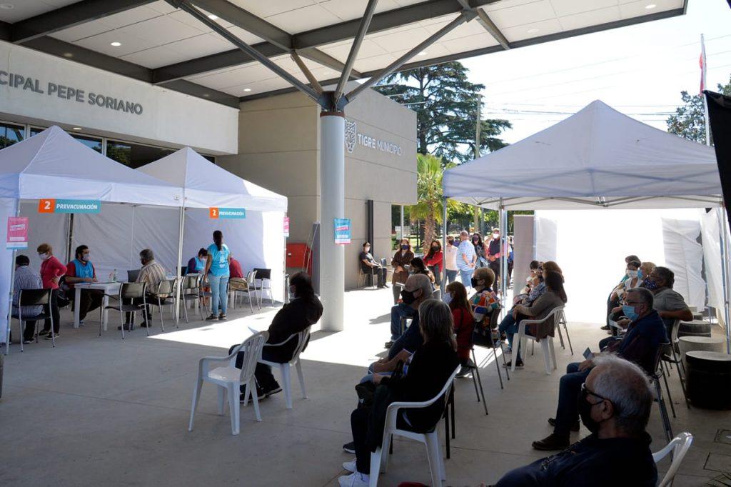 Campaña Buenos Aires Vacunate