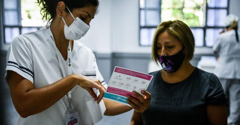 Vacunación Escobar