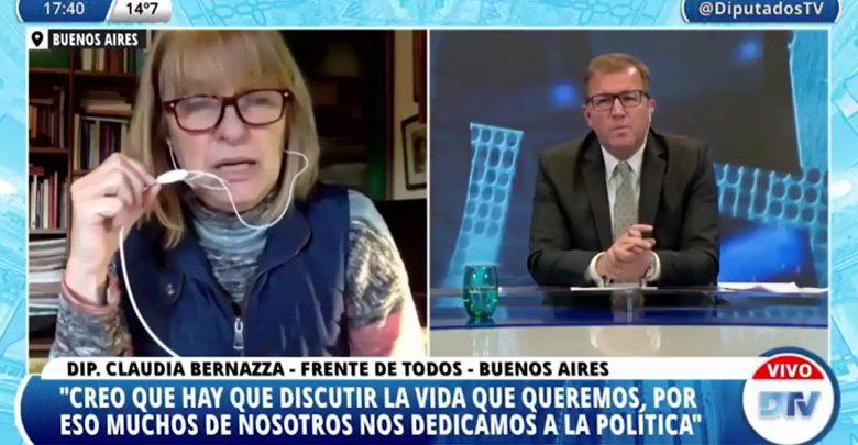 Dip. Claudia Bernazza